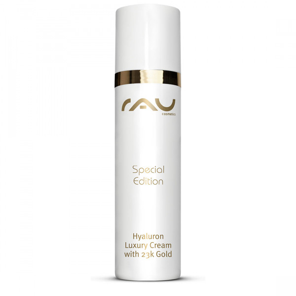RAU Hyaluron Luxury Cream with 23k Gold 50 ml - Special Edition