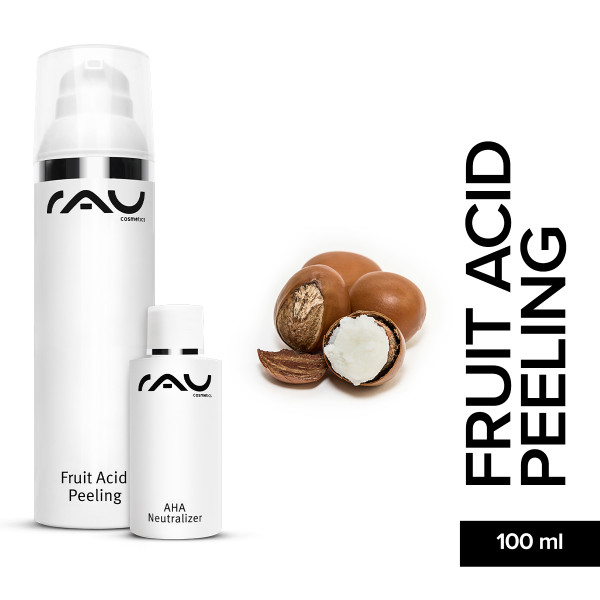 Rau Fruit Acid Peeling 100 ml Haut Pflege Skin Care Naturkosmetik Onlineshop