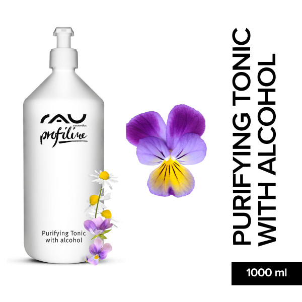 Rau Purifying Tonic With Alcohol 1000 ml Profiline Naturkosmetik Onlineshop Hautpflege