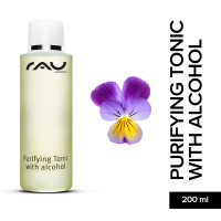 RAU Purifying Tonic 200 ml - Anti-Inflammatory Toner for Impure & Oily Skin