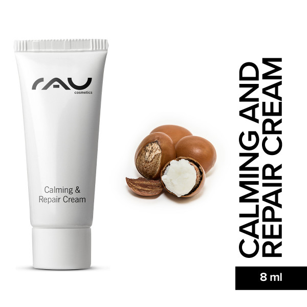 RAU Calming And Repair Cream 8 ml Gesichtspflege Hautpflege Natur Kosmetik Online Shop K